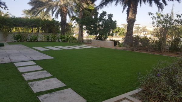 artificial grass dubai